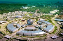 The Nur-Alem EXPO spherical museum