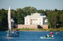Die Geschichte des Herrenhauses Užutrakis in Trakai