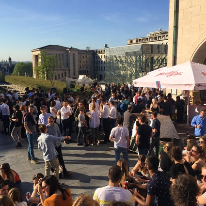 Brussels in the summer: find an open air event for every day of the week!