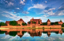 A day trip to Malbork, the world's largest castle