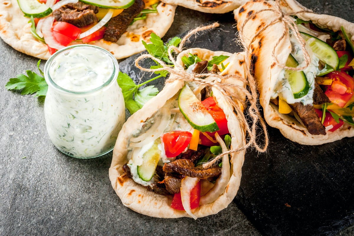 "A guide to ordering ""gyros"" in Greece"