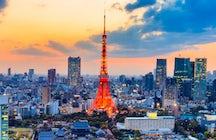 Snapshots of Tokyo's most loved neighbourhoods