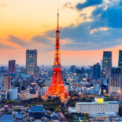 Tokios beliebteste Stadtviertel