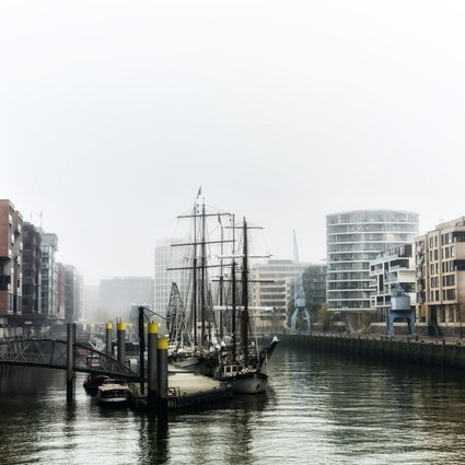 What to do on a rainy day in Hamburg