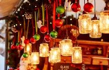 An aspiring Christmas time in Belgrade