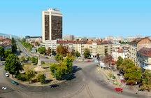 Socialist architectural masterpieces: Hotel Rodina in Sofia