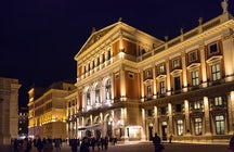The home of the Vienna New Year's Concert – Musikverein