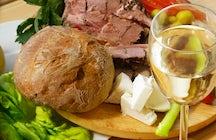 Balkan dictionary: Tasteful terms