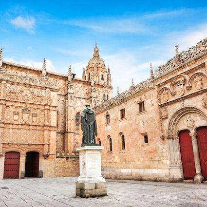 The secrets hidden behind Salamanca's stone carvings