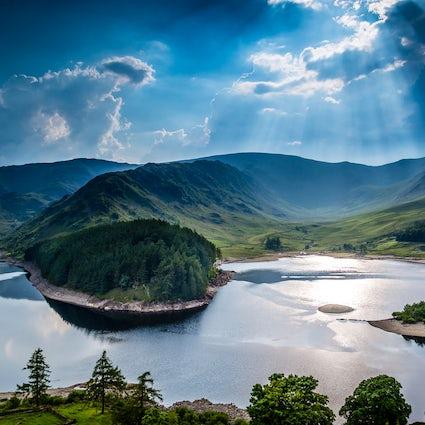 Tierras vírgenes de Lake District parte 1