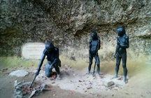 Musée Néandertalien à Krapina