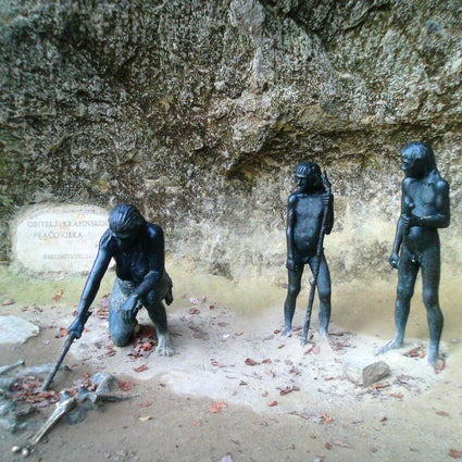Museo Neandertal de Krapina