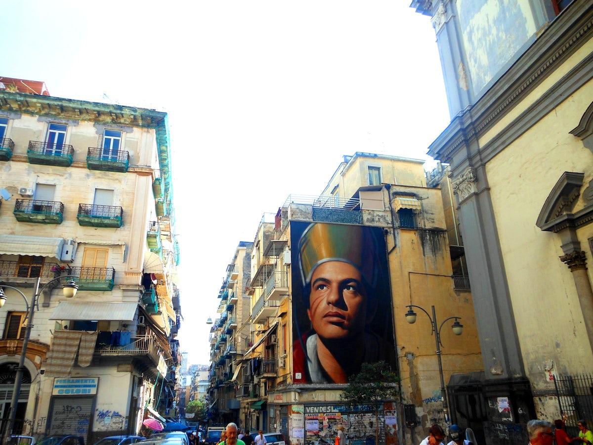 Street Art&Street Food in Naples