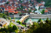 Konjic, a town that hides Balkan's Top Secret