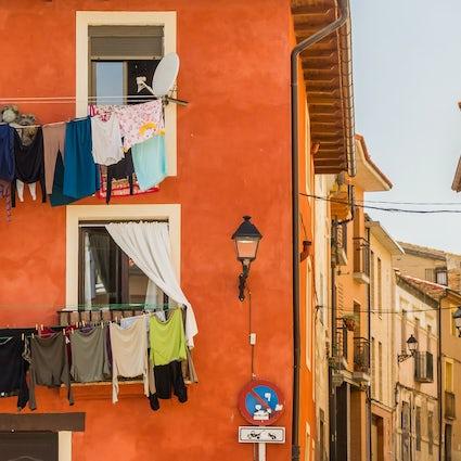 Tudela - home of the world's coolest traveller