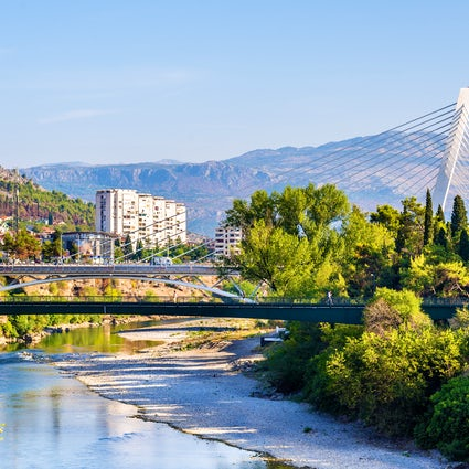 Carpe Diem: Podgorica Capital City