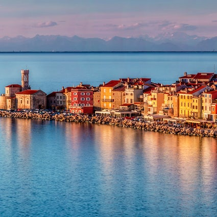 Piran: Slovenia's colourful coastal town