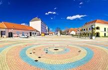 Ludbreg - el centro del mundo está en Croacia