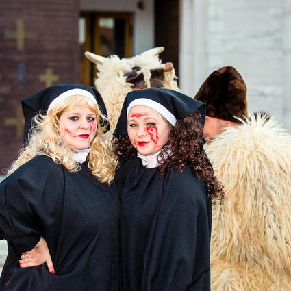 Farsang: the Hungarian Halloween