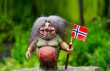 Weird and wonderful Norwegian souvenirs