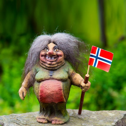 Weird and wonderful Norwegian souvenirs