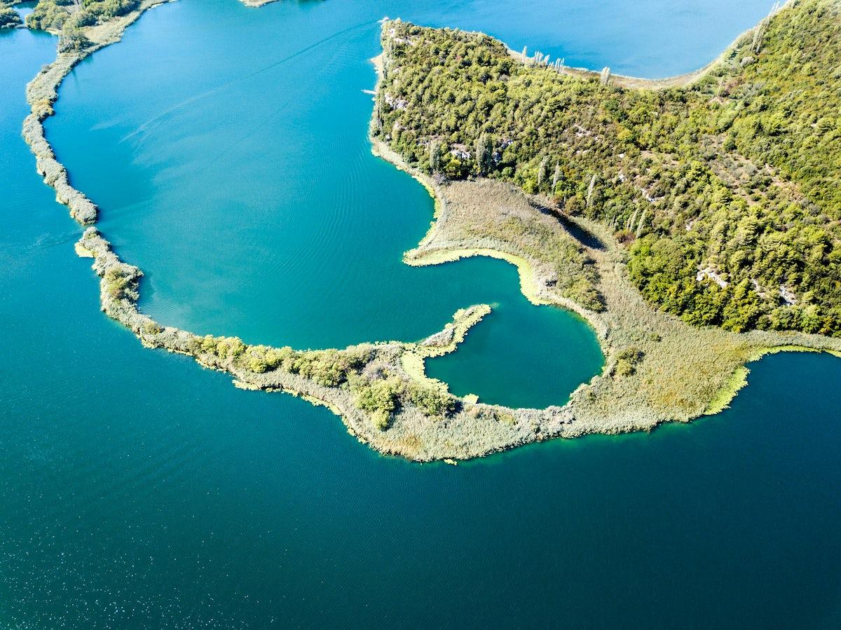 National parks in Croatia: Krka