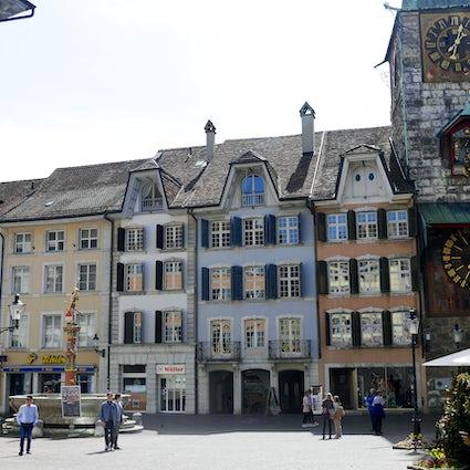 Solothurn: la ciudad del embajador barroco