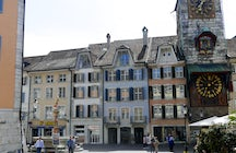 Solothurn: the Baroque Ambassador's town