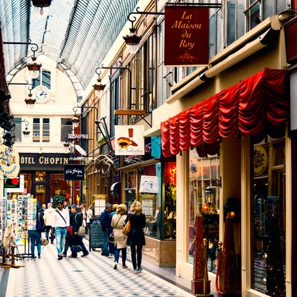 Explore the hidden corners of Paris: The covered passages