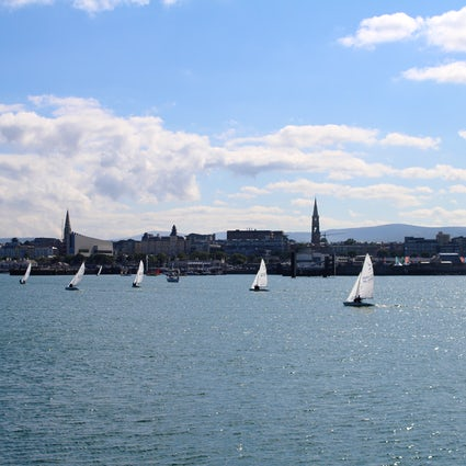 The Coastal Haven of Dun Laoghaire