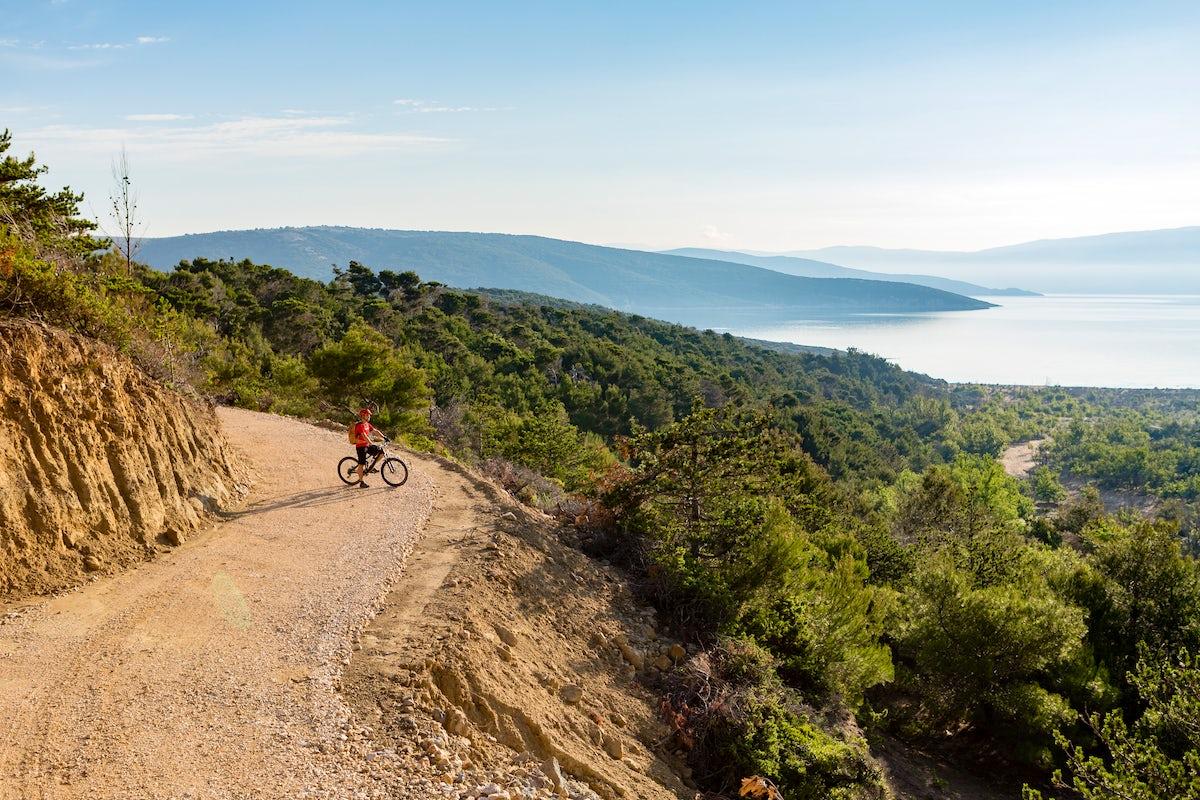 Cycle Around Zadar Region Nature Tour