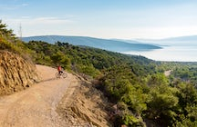 Cycle around Zadar region - nature tour