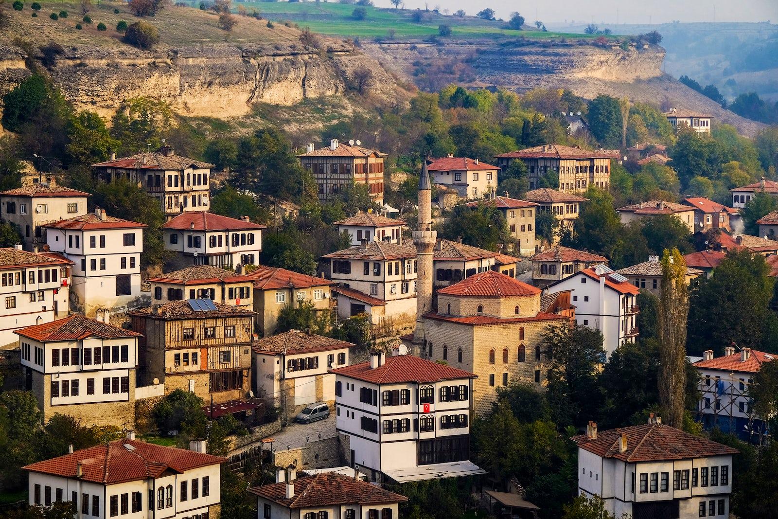 Slikovni rezultat za City of Safranbolu