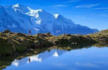 Ultra-Trail du Mont-Blanc: Rennen durch drei Länder