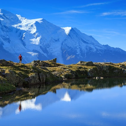 Ultra-Trail du Mont-Blanc: racing through three countries
