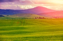 Duas semanas no coração da Toscana
