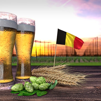 A journey around Brussels in praise of Belgian beer