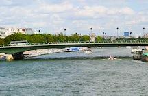 Les ponts emblématiques de Paris : le pont de l'Alma