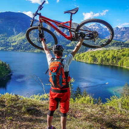 Exciting ways to spend active vacations in Bohinj