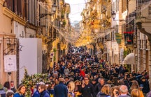 Best shopping streets in Rome