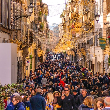 Die besten Einkaufsstraßen Roms