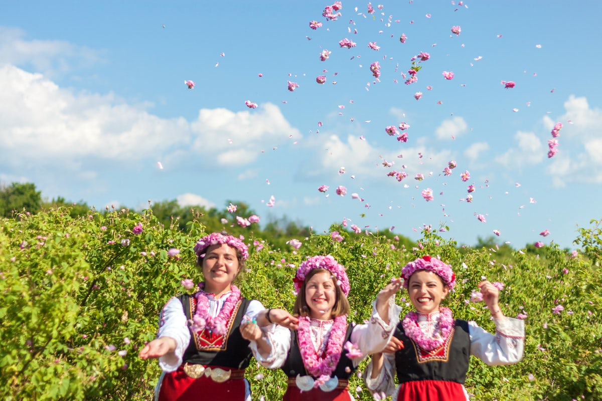 Experience the magic: the Rose Festival in Kazanlak