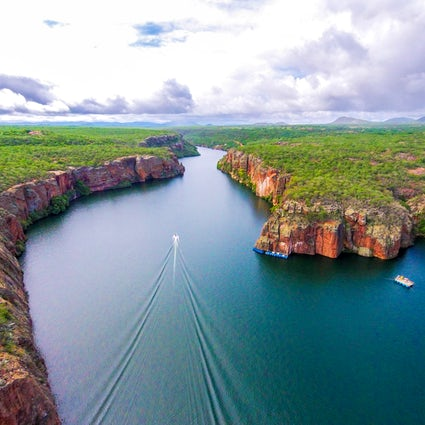 An adventurous day trip to Paulo Afonso and São Francisco's Canyons
