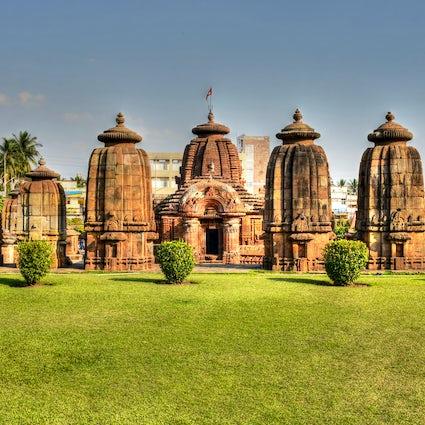 Begeben Sie sich auf einen spirituellen Aufenthalt in Bhubaneswar, Odisha