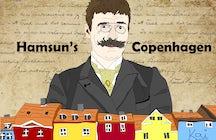 La Copenhague de Knut Hamsun