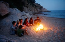 Calling Backpackers! Seaside Campsites in Greece