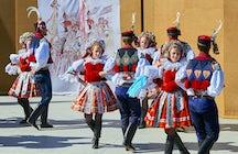 Carnaval en Cesky Krumlov