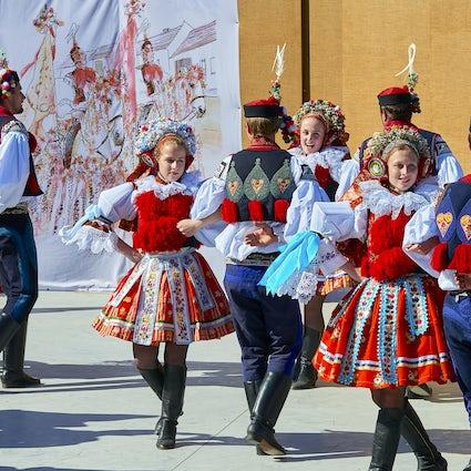 Carnival in Cesky Krumlov