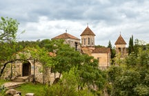 Ein spektakuläres Motsameta-Kloster