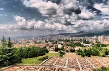 Erkundung von Stara Zagora